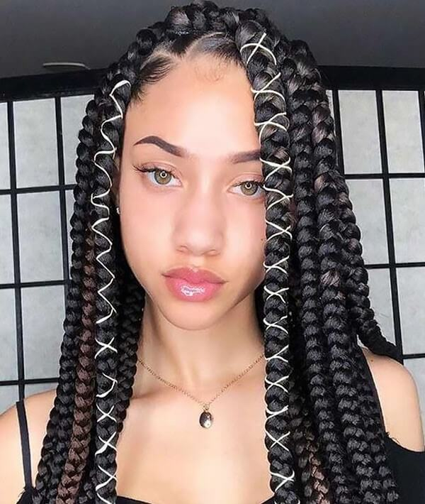 Sexiest Braided Hair Styles You Need To Know Quick And